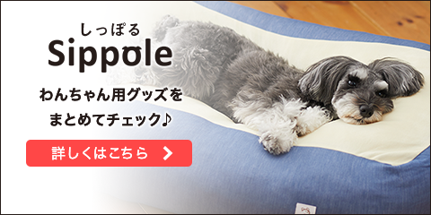 Sippole わんちゃんグッズ