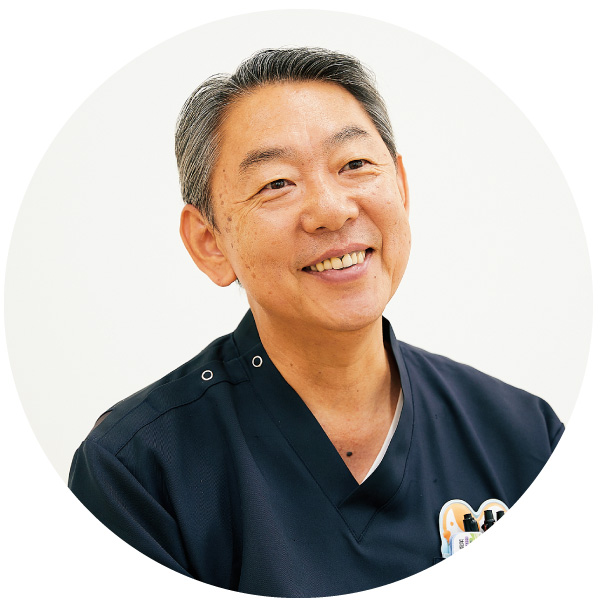 南大阪動物医療センター吉内龍策院長先生