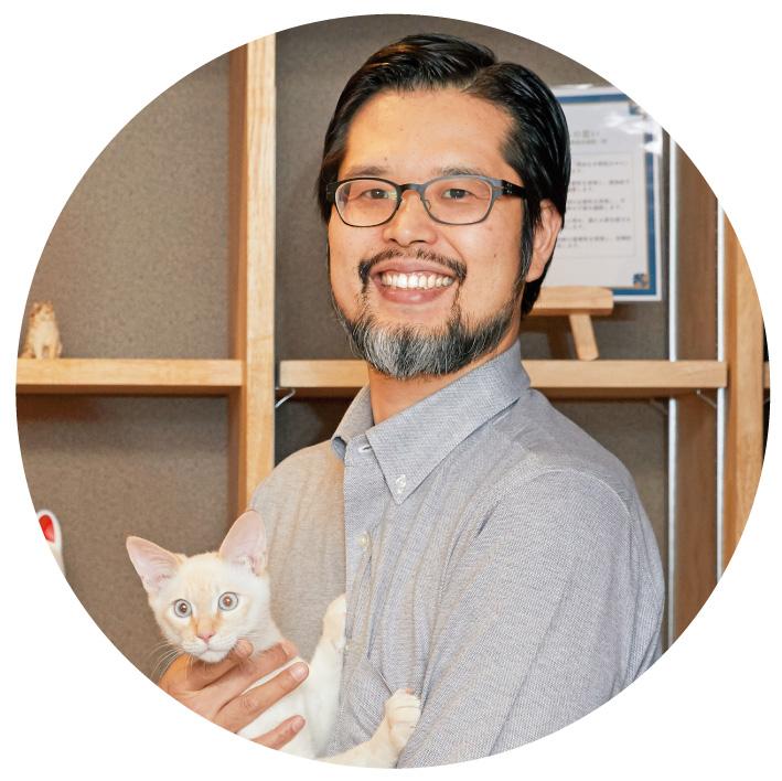 くわはら動物病院桑原岳先生