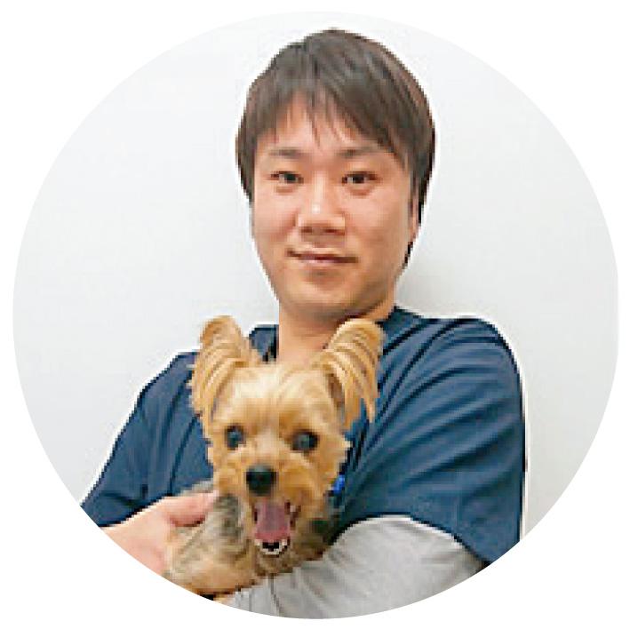 桃坂動物クリニック 院長 浅井巧馬先生
