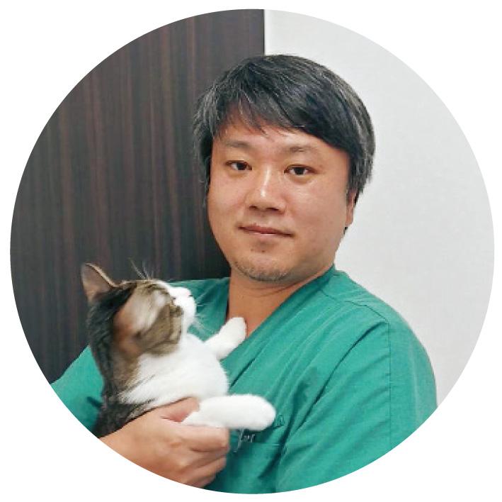 桃坂動物クリニック院長 浅井巧馬先生