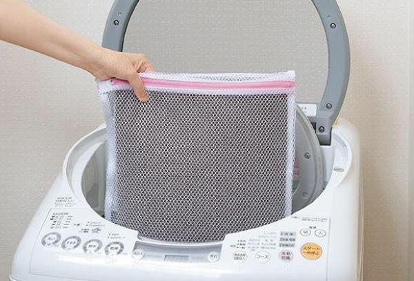 汚れても洗濯して繰り返し使用できます。