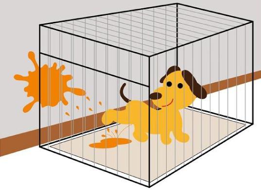 吸着壁汚れ防止シートはペットのケージやトイレ近くの壁に貼り、汚れを防ぐシート。