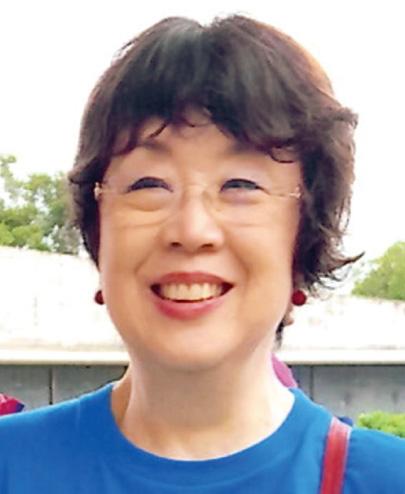 認定NPO法人ミルフィーユ小児がんフロンティアーズ理事長  井上富美子