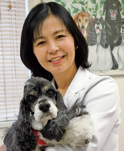 今西 乃子 認定特定非営利活動法人動物愛護社会化推進協会