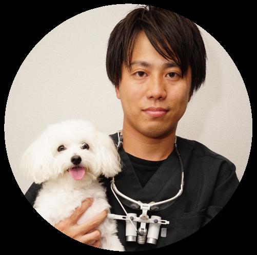 歯科専門出張診療を行う獣医師樋口翔太先生